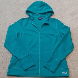 Fila Hooded Jacket